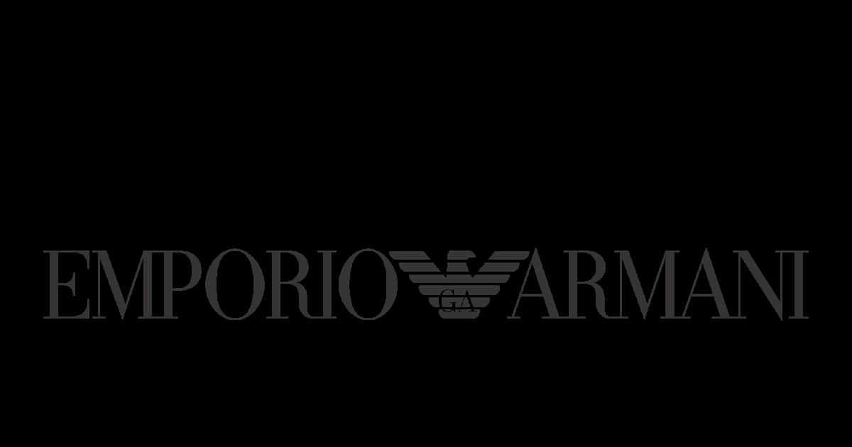 Bildergebnis für emporio armani logo